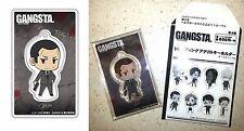 GANGSTA. Trading Acrylic Key Chain Yang Canaria Bandai Visual Licensed New