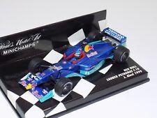 1/43 Minichamps F1 Formula 1 Sauber RedBull Petronas C18 J.Alesi 1999