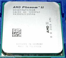 AMD Phenom II X2 B59 CPU 3.4GHz Unlockable to X4 HDXB59WFK2DGM AM3 AM2+ AM3+ 565