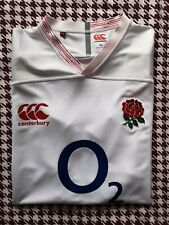 Authentic England RFU Rugby Shirt Jersey by Canterbury. XL. Ideal. Large