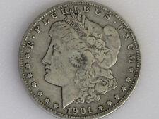 1901-O Morgan Silver Dollar U. S. Coin Lot D5739