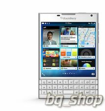 BLACKBERRY PassPort WHITE 4.5 32GB 3GB Ram 13MP FACTORY UNLOCKED Phone By Fedex