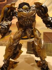 Transformers the Last Knight Bumblebee Premier Edition Custom Painted.