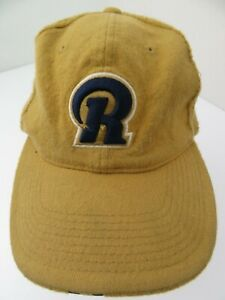 Los Angeles Rams Football Nike Fitted 7 3/8 Adult Baseball Ball Cap Hat
