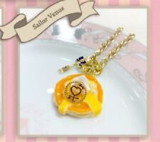 Sailor Moon store original Fake suits Bag charm 1P Sailor Venus ver. yellow cake