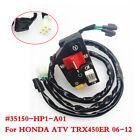 1pc For 06-12 Honda ATV TRX450ER #35150-HP1-A01 Switch Kill/Light/Hi/Low/Starter