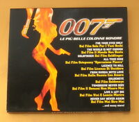 007 LE PIU' BELLE COLONNE SONORE - 2006 ITWHY - OTTIMO CD [AG-081]