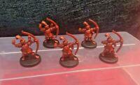 Imperial Archers x5 Battle Masters Reinforcements New Figures MB Games Workshop