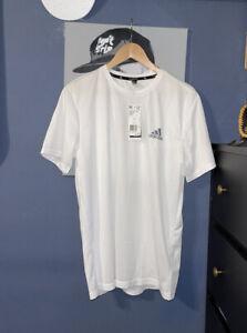 ADIDAS CLIMALITE Dry Fit Ess Tech Tee Shirt Men's Size L Retail $25
