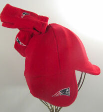 Patriots Flap Hat & Mitten Set Infant/baby 47 BRAND R Our #3778