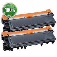 2pk TN660 TN-660 Toner Cartridge For Brother HL-L2320D L2340DW L2360DW L2380DW