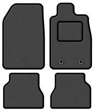 TOYOTA RAV 4 2013 ONWARDS TAILORED GREY CAR MATS WITH BLACK TRIM