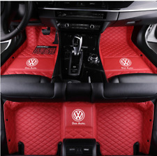For Volkswagen-Passat-CC-Tiguan-Touareg-Touran Waterproof floor mat Right rudder
