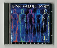 JEAN MICHEL JARRE Chronologie 1993 UK CD Disques Dreyfus 519373-2 *NEAR MINT*