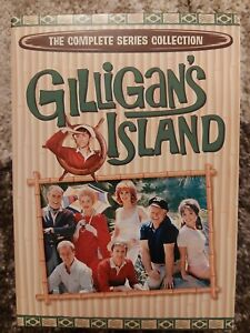 Gilligan's Island: The Complete Series CollectionDVD Box Set