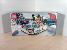 Lego 40416 Ice Skating Rink Limited Edition 304 pieces