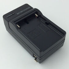 Portable Infolithium-Ion M L Battery Charger fit SONY NP-FM-50 DCR-TRV14E/TRV18E