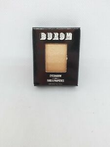New in Box BUXOM Eyeshadow Single Refill in Gold Status