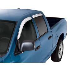 Auto Ventshade Chrome Ventvisors 682352