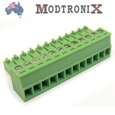 12 Way/Pin 3.5mm Terminal Block Plug, Phoenix Compatible, SYD COMBINED Shipping