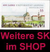 Universität Leipzig Mi-Nr. 2747 ** Bund Selbstklebend, SK, SKL, aus Folienblatt