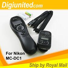 Pixel Wireless Timer Remote Control Shutter Release for Nikon MC-DC1 D70S D80
