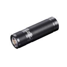 NiteCore SENS CR Cree XP-G R5 LED 190 Lumens 1x CR123 Key Chain Flashlight Torch