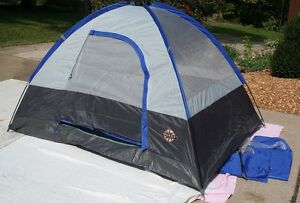 "NEW Dick's Sporting Goods Quest 7'x5'x48"" Dome Tent, D7548-11"
