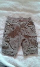Boys, Trousers, Brown, age 0-3 months