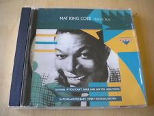 Nat King ColeNature boyCD1993jazz popSweet Lorraine Route 66 Miss thing