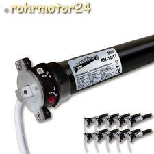 2x RM-10//15 Rolladenmotor 10Nm 20kg SW60 Rohrmotor Rollladenmotor Jalousie