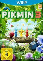 Nintendo Wii U Spiel - Pikmin 3 DE/EN mit OVP