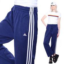 Vtg 90s Mens ADIDAS Sporty Striped Hip-Hop Track Warm-Up Sweatpants Unisex Pants