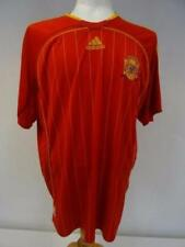 Maillot de football rouge taille XL