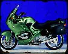 Bmw R1100Rt 97 A4 Metal Sign Motorbike Vintage Aged