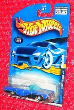 2001 Hot Wheels Hippie Mobiles  '64 Lincoln Continental #91 50129-0910