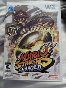 Mario Strikers Charged (Nintendo Wii, 2007) Read ad