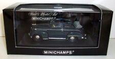 Voitures, camions et fourgons miniatures bleus MINICHAMPS Cabriolet