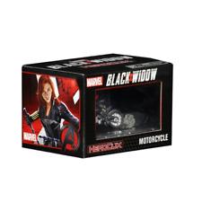 Marvel HeroClix Black Widow with Motorcycle (Pre-Order)