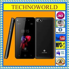"UNLOCKED ASPERA A42◉3G WIFI HOTSPOT◉4"" ANDROID 6.0◉8GB/1GB◉TRIBAND◉QUAD-CORE"