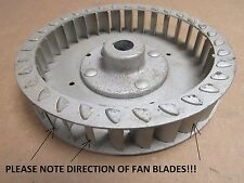 "SQUIRREL CAGE BLOWER WHEEL FAN #2 6-1/4""W X 1-1/4""D X 5/8"" BORE ***NNB***"