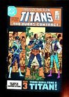 TALES OF THE TEEN TITANS 44 (9.2) 1ST APP NIGHTWING JERICHO MARVEL (B008)