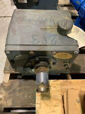Used Falk Enclosed Gear Drive 1737 Ratio Speed Reducer 1030fz24