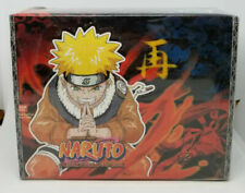 Naruto TCG CCG 1st Edition REVENGE AND REBIRTH Factory Sealed Booster Box 24ct