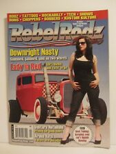 Rebel Rodz Magazine - No. 22  Februay 2011 ,  Lady in Red:   (918)