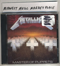 Metallica - Master Of Puppets CD - Near-MINT - Welcome Home  Orion  Damage, Inc.