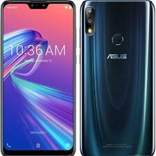 ASUS ZenFone Max Pro M2 128GB (Unlocked) 4G LTE 6.3in Dual SIM 4GB RAM Blue