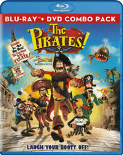The Pirates! - Band of Misfits (Blu-ray + DVD  New Blu