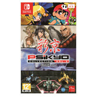 Psikyo Collection Vol. 3 Nintendo Switch 2019 Multi-Languages Factory Sealed
