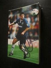 52835 Steve Clarkes FC Chelsea original signiertes Autogrammfoto
